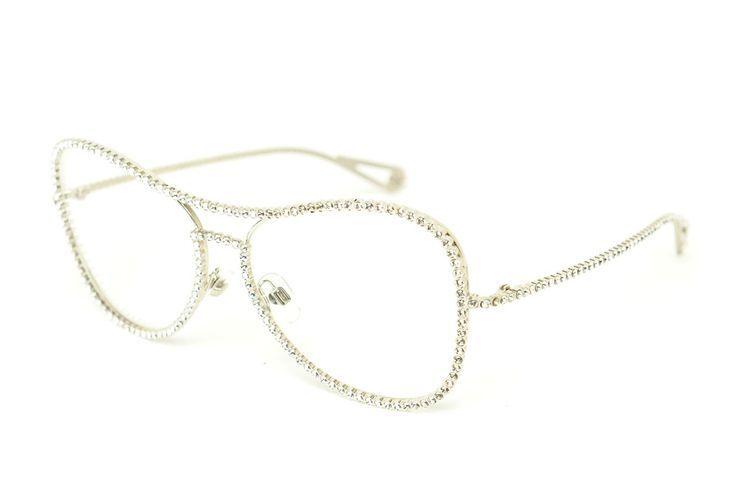 7919bcef185b5 chanel eyewear 2015 jewel - Google Search