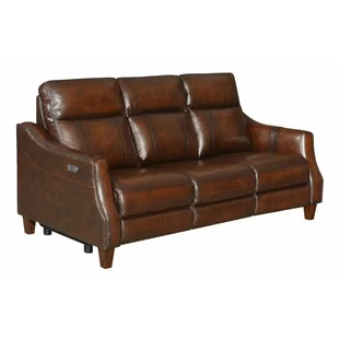 Griess Reclining Wayfair Power Reclining Sofa Reclining Sofa Power Recliners