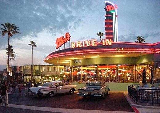 Mels Drive In