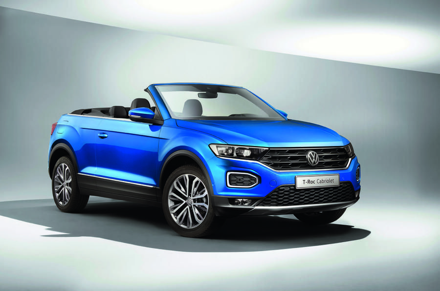 New Volkswagen T Roc Cabriolet Priced From 26 750 In 2020 Volkswagen Cabriolets Toy Car