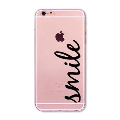 S Animals Transparent Case For Iphone S Floral Paisley Grils Flamingo Love Words