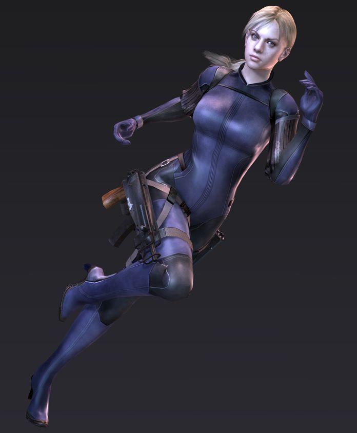 Jill Valentine Re5 Resident Evil Game Resident Evil