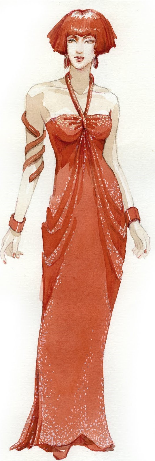 Fashion Illusration  Bocetos Moda  Pinterest  Fashion