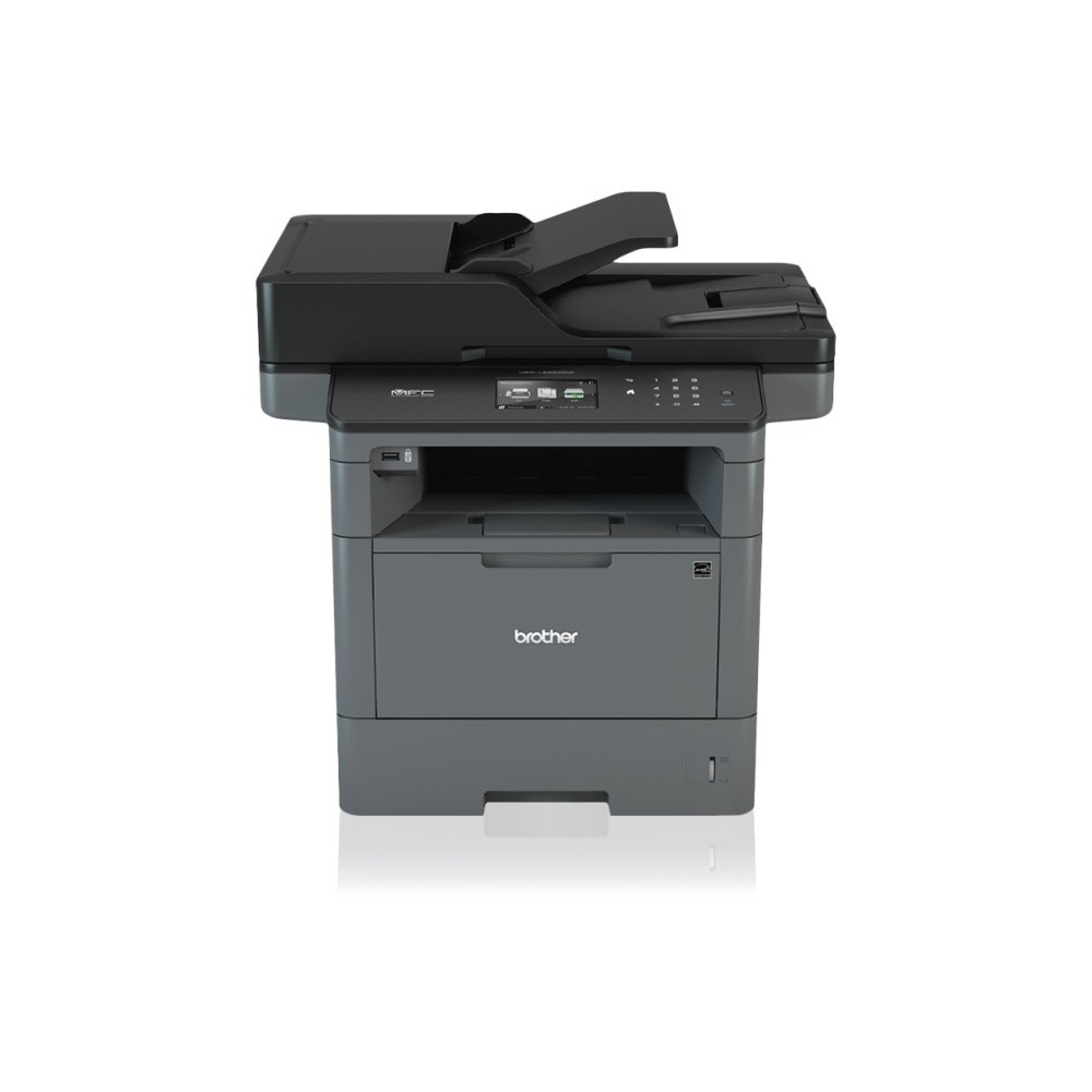 Brother MfcL5850DW Laser Multifunction Printer