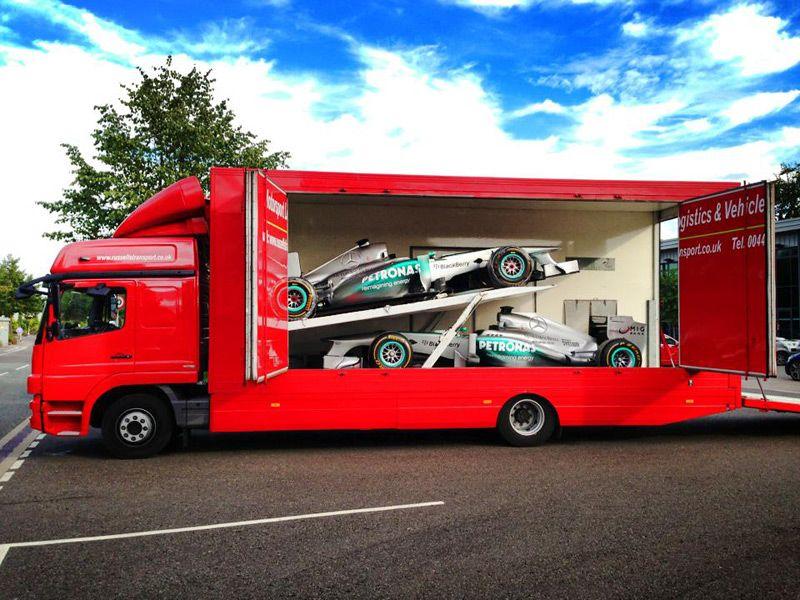 racing car transporters Google Search Recreational