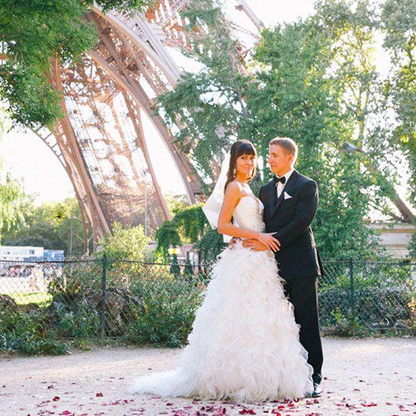 Perfect Paris Wedding Venues | Parisian wedding, Paris ...