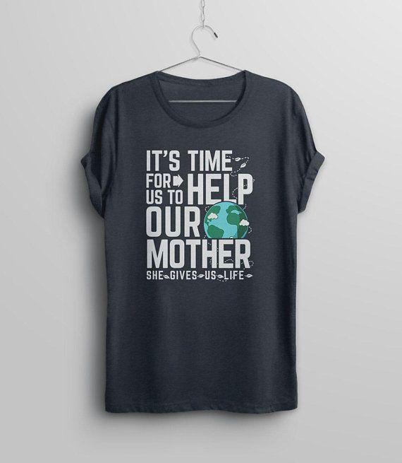 Earth Day T Shirt c61fc478c7f9