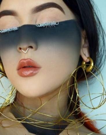 Eye Makeup Crazy Avant Garde 22 Ideas