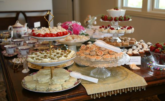 Your Complete Guide To Planning An Afternoon Tea Party Menu Party
