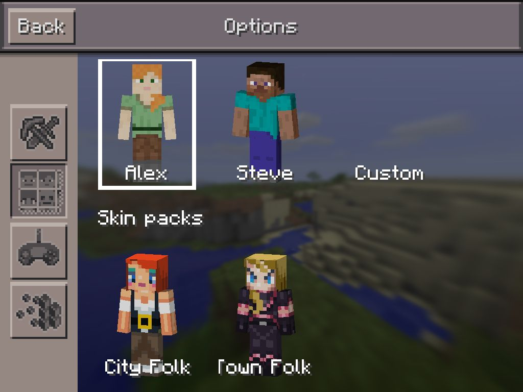 Yes Finally You Can Change Your Skin On Minecraft Pocket Edition Minecraft Pocket Edition Pocket Edition Custom