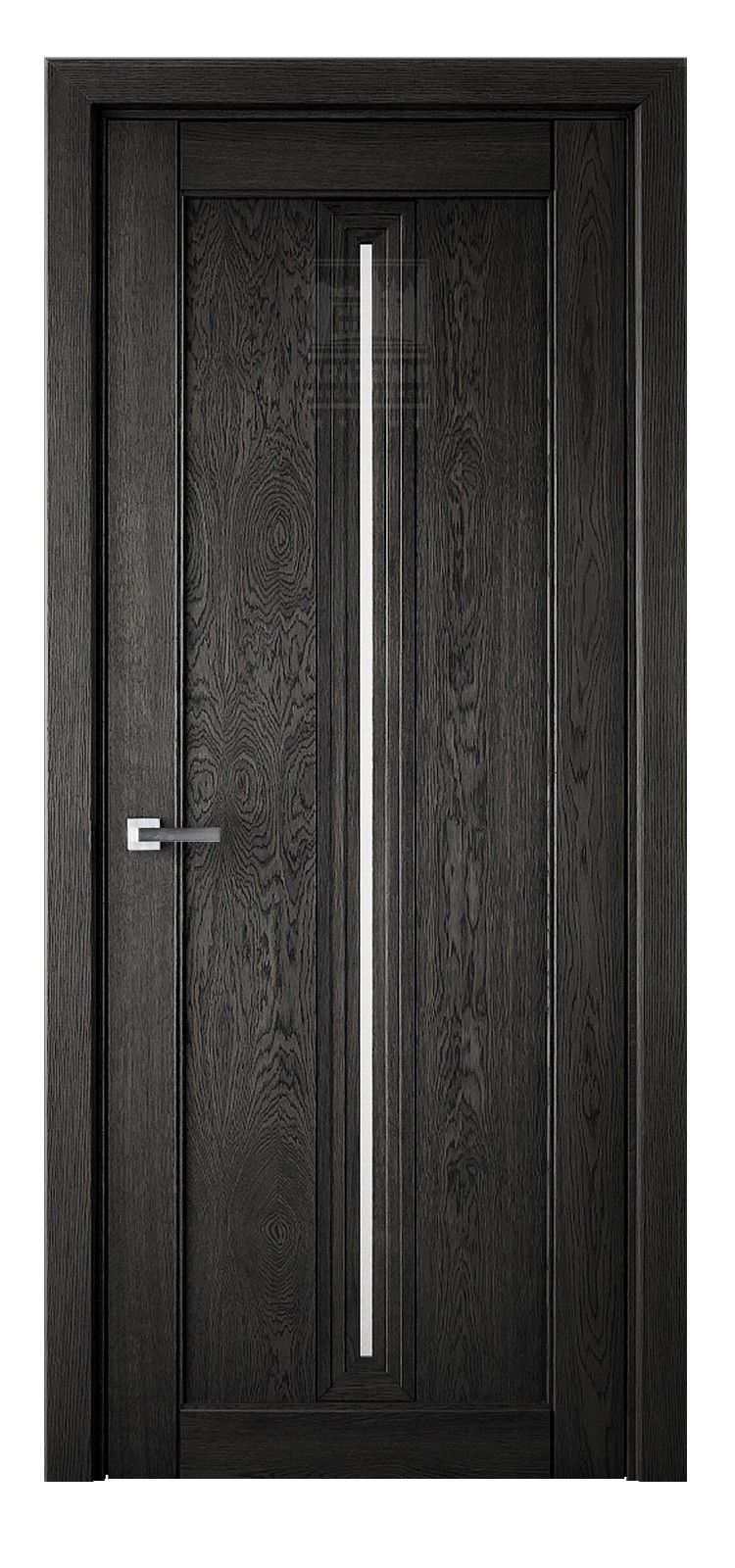 Arazzinni Ego E6123 Interior Door Black Oak Black Oak