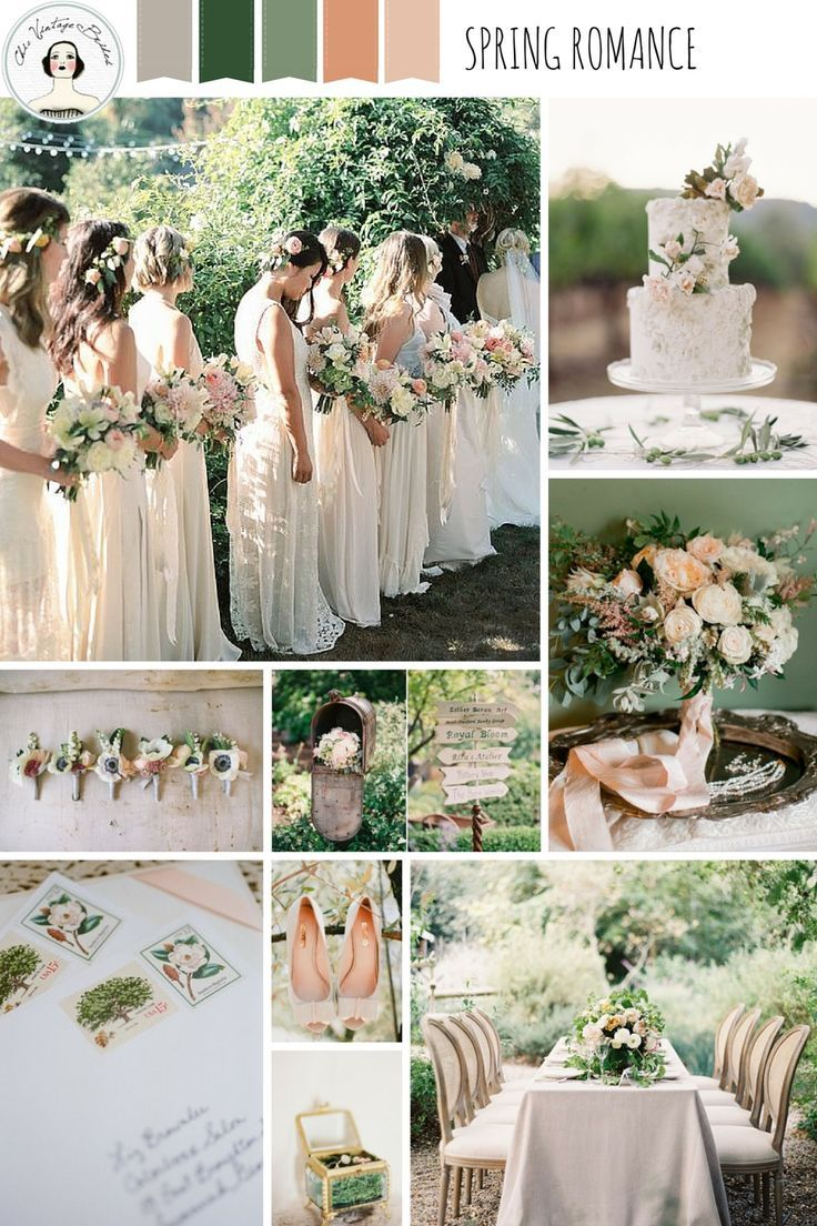 A romantic spring wedding inspiration board garden wedding a romantic spring wedding inspiration board junglespirit Choice Image