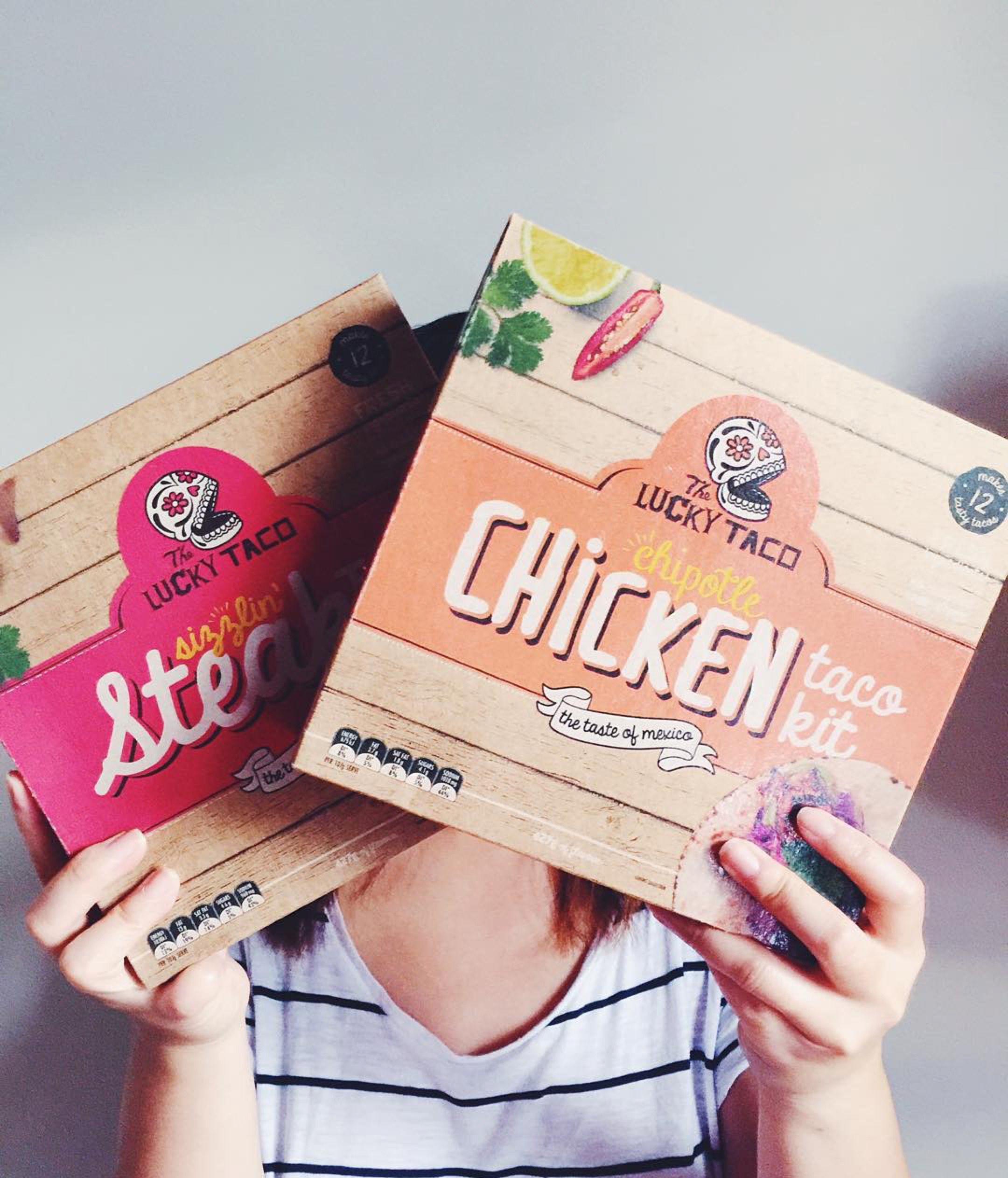 Lucky Taco Kits!