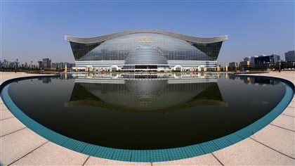 plus grand centre commercial du monde est en Chine