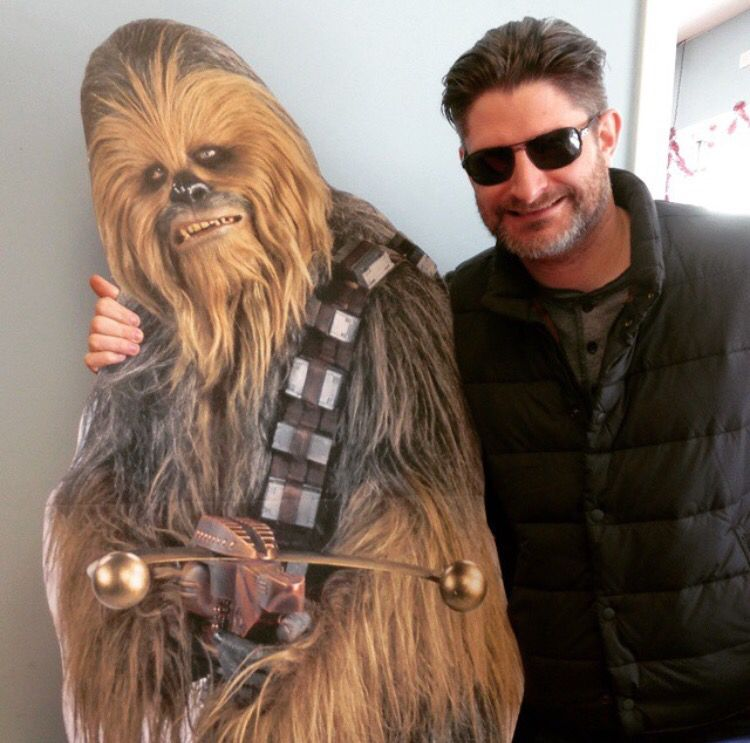 Dean and Chewy!