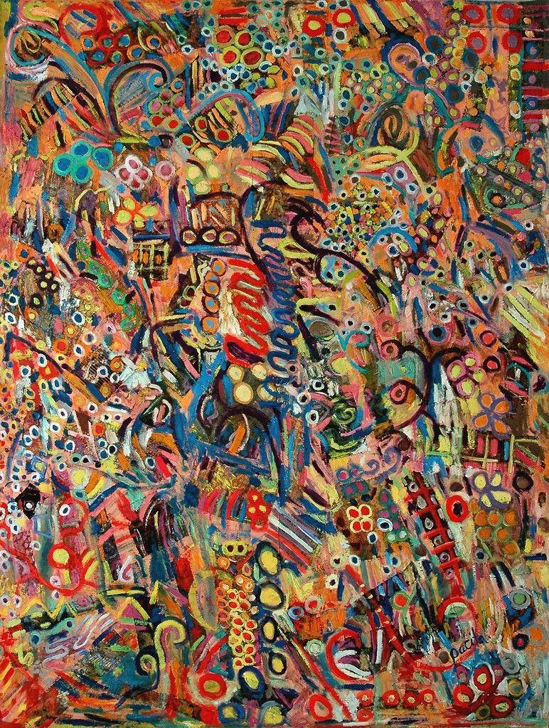 Pacita Abad, 'One Night Stand', 2002 Seattle art, Art