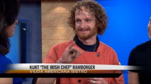 Deaf Community Rallies Behind Hot Chef Kurt Ramborger