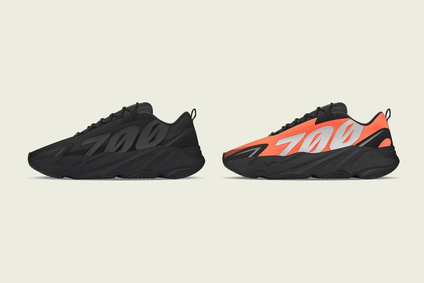 The adidas Yeezy Boost 700 MNVN