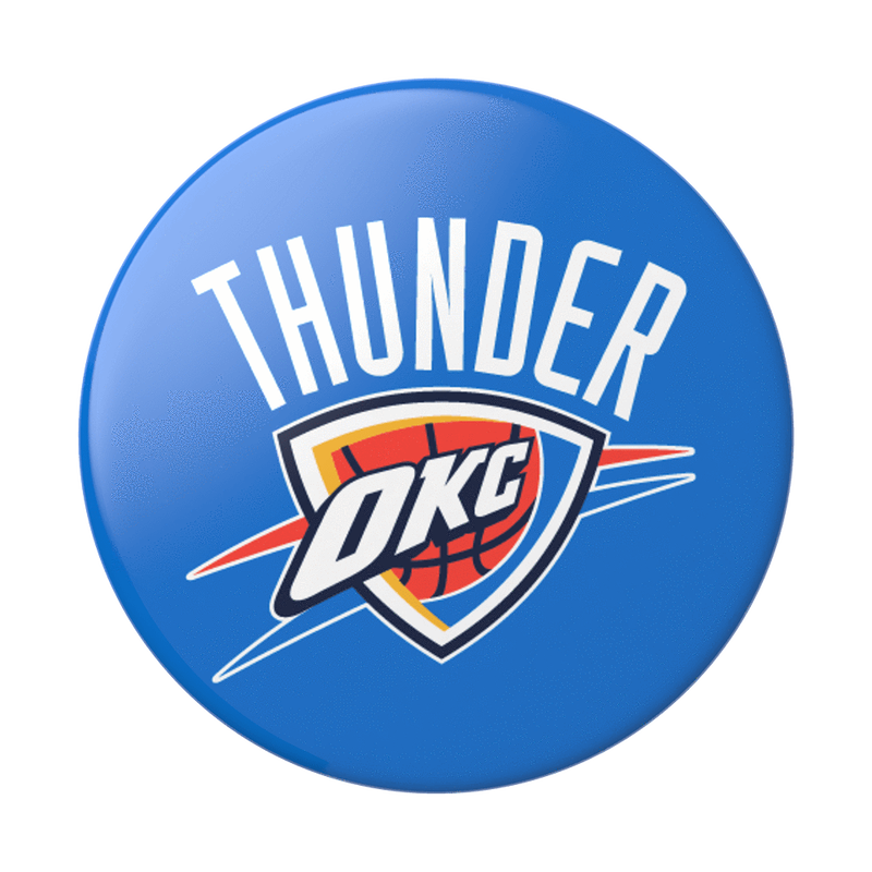 Okc Thunder Okc Thunder Thunder Popsockets