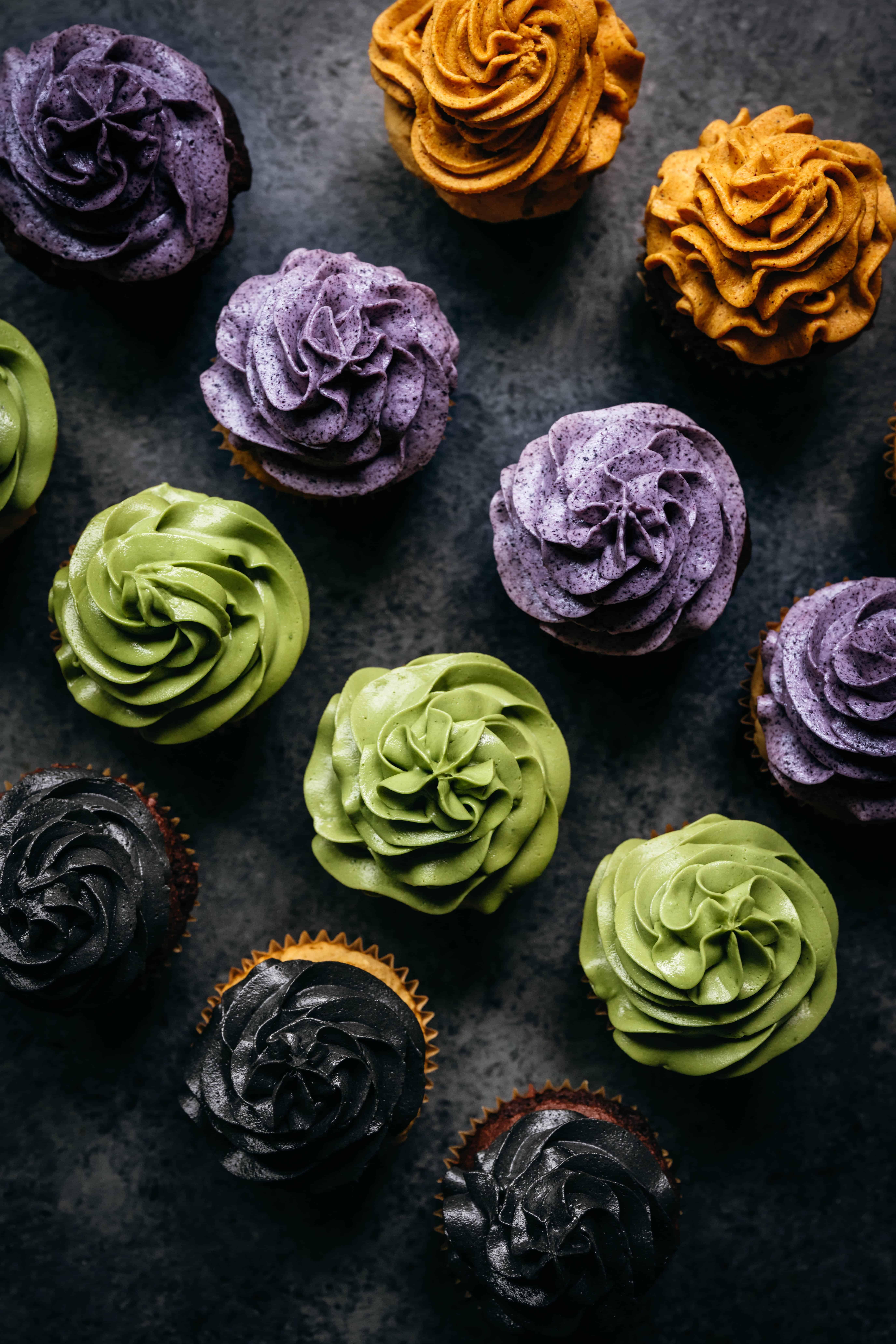 Natural Vegan Food Coloring For Frosting