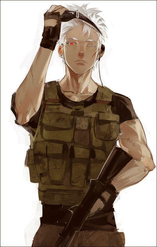 Johnathan Mar 1372192 Zerochan Anime Warrior Anime Anime Military