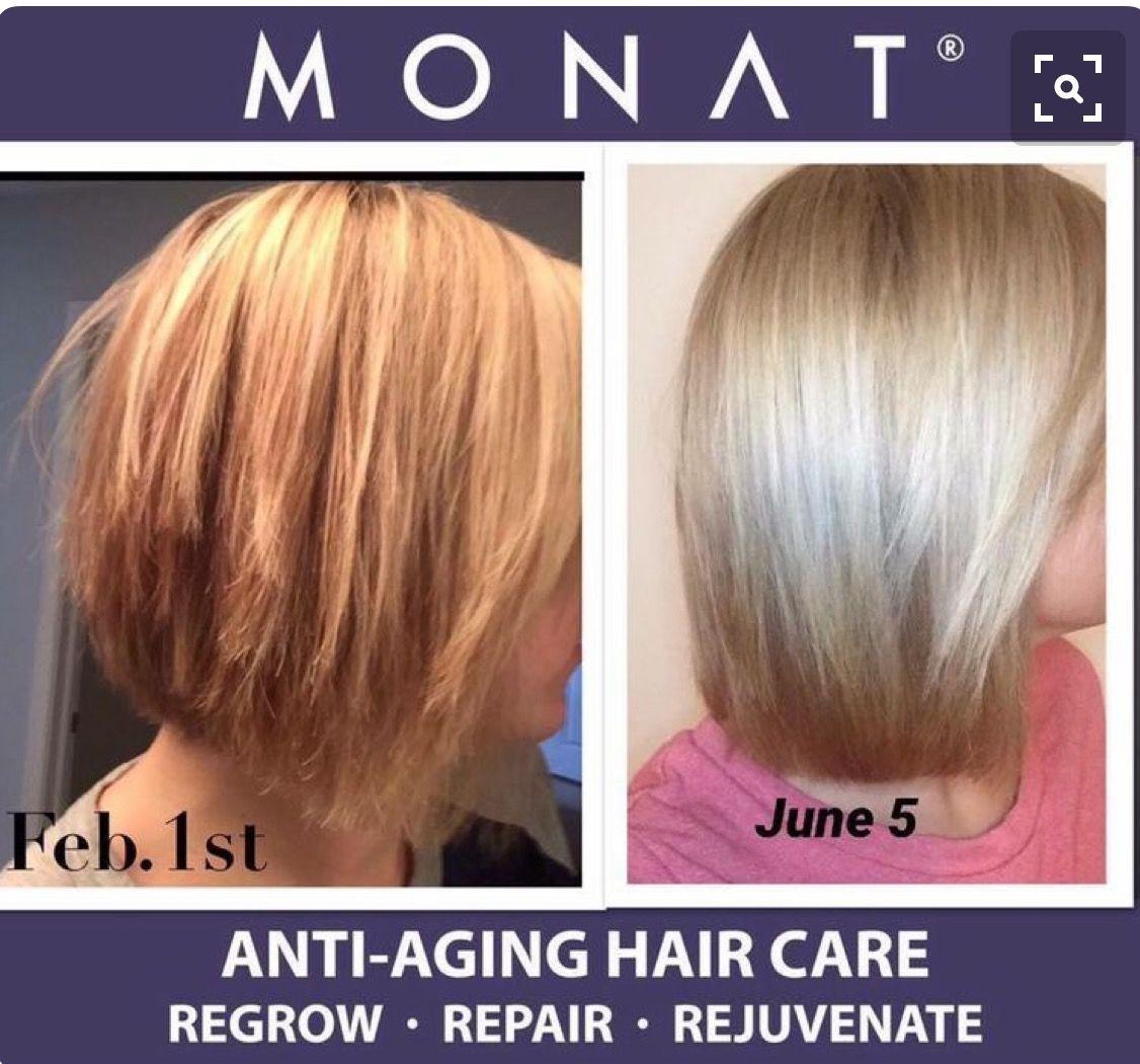 Pin by Carol Fessler on Monat Aging hair care, Hair care