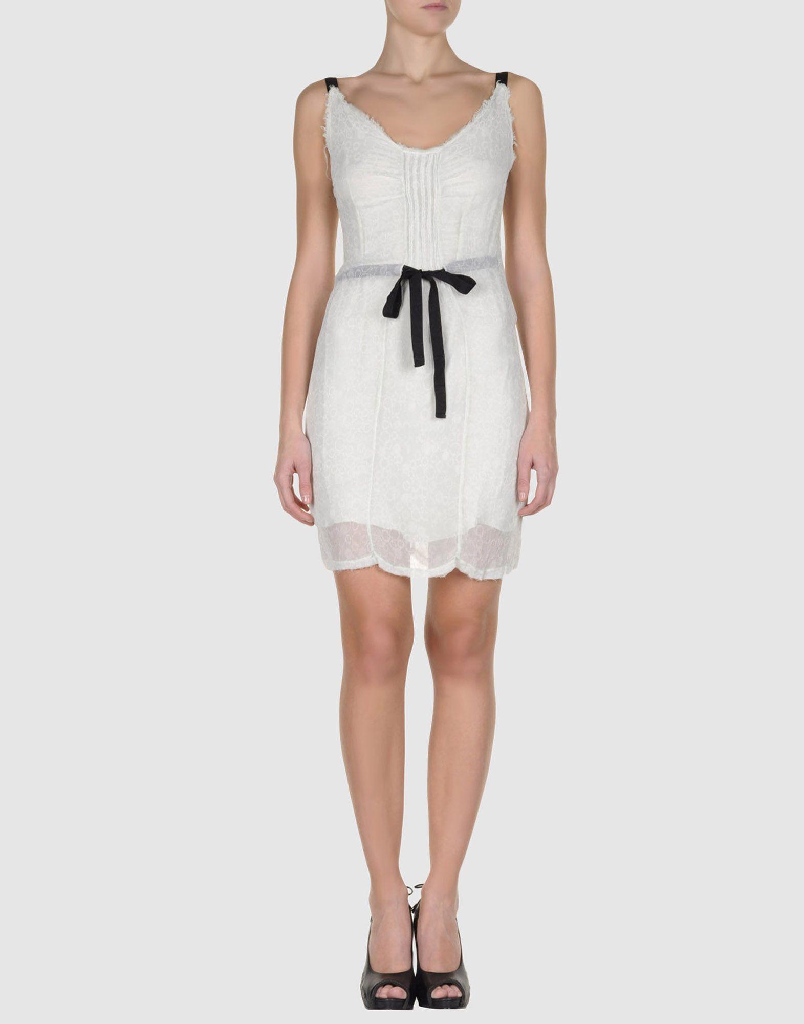 548a1955771 DIESEL BLACK GOLD Women - Dresses - Short dress DIESEL BLACK GOLD on YOOX  United States