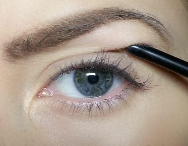 Geschwollene augenlider dicke Geschwollene Augen
