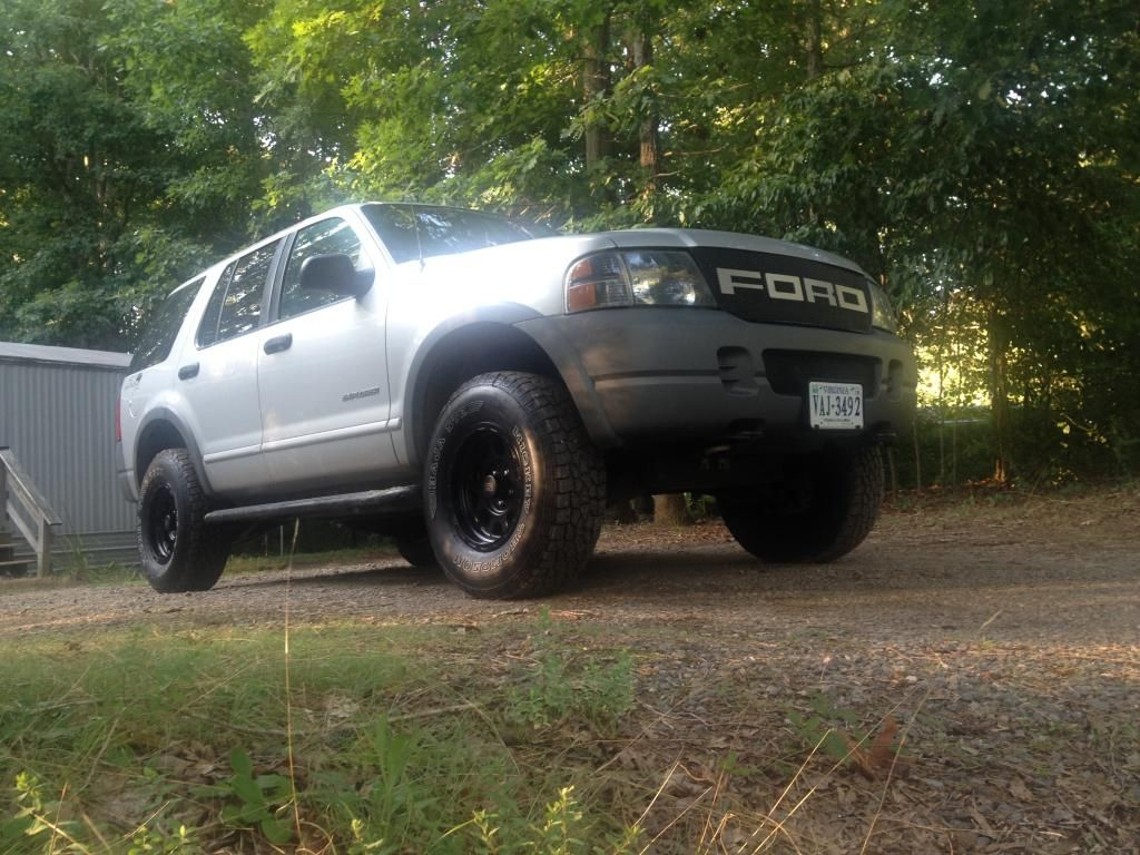 Tire Styles Page 2 Ford Explorer and Ranger Forums