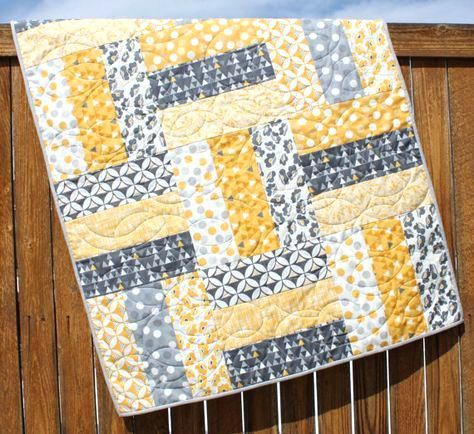 Modern Quilt Patterns Using Fat Quarters Baby Quilts Patterns
