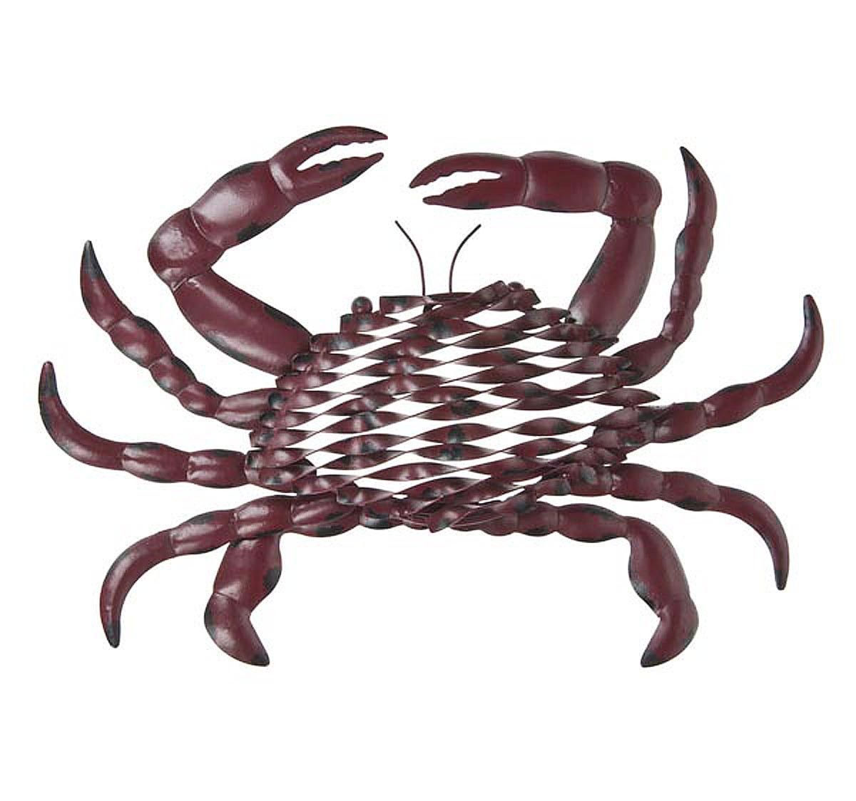Crab Wall Plaque