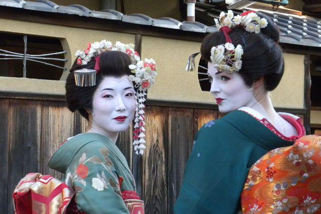 Geisha dating