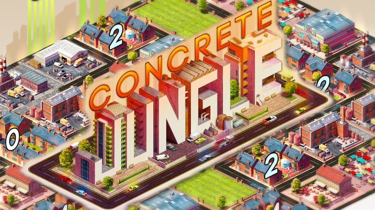 CONCRETE JUNGLE iOS / Android Gameplay