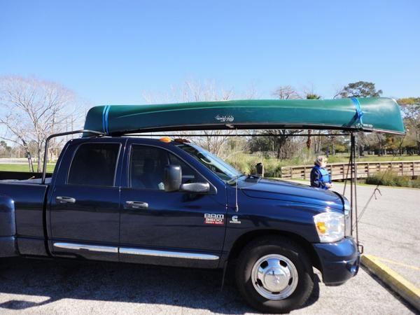 Kayak Rack Truck Fifth Wheel