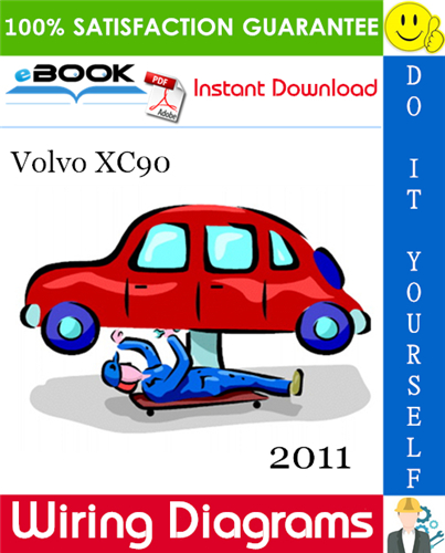 2011 volvo xc90 wiring diagram  repair manuals volvo