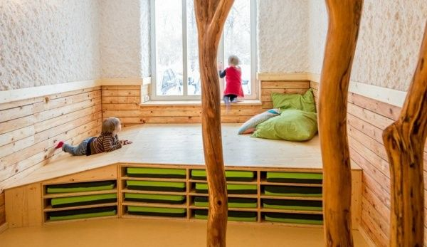 Modern Ideas For Kindergarten Interior Decor 10 Creative Home Design   Creative  Home Interiors