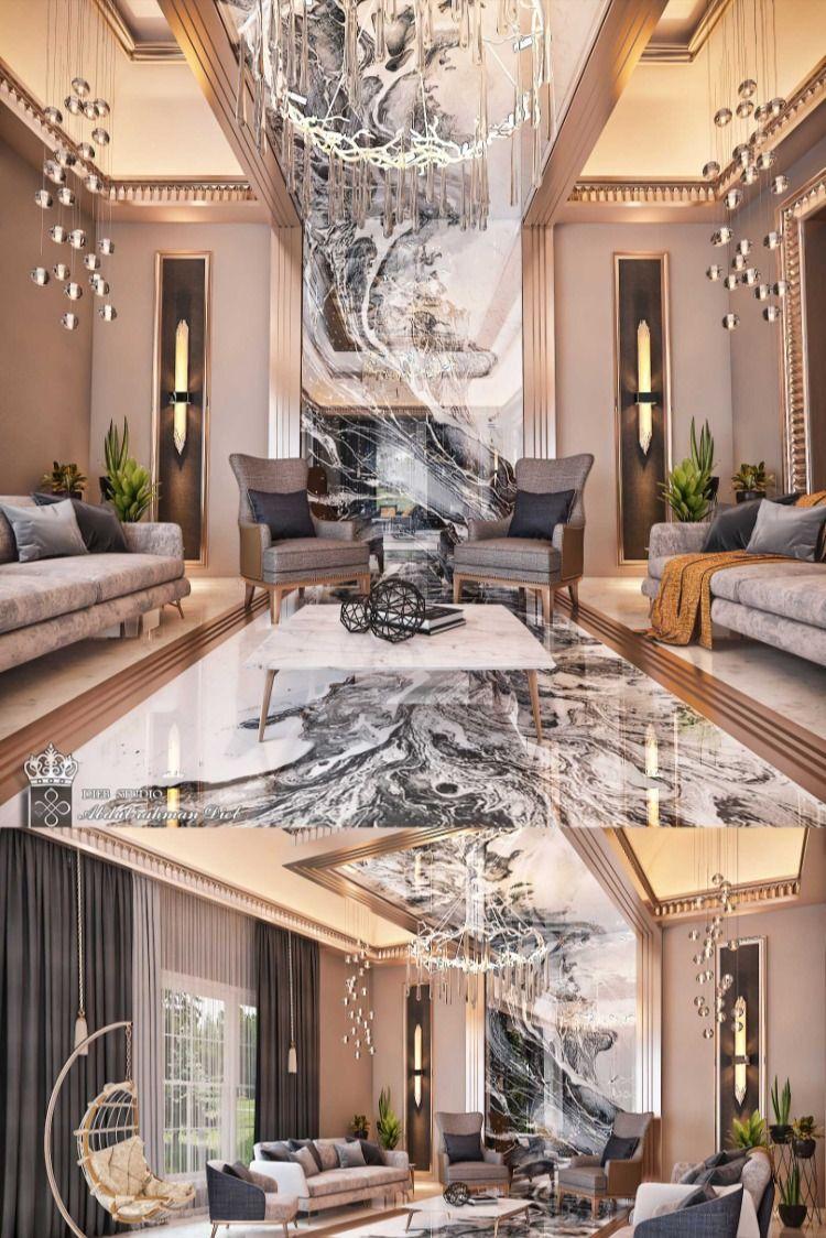 Pin On Living Room Luxury and elegant room