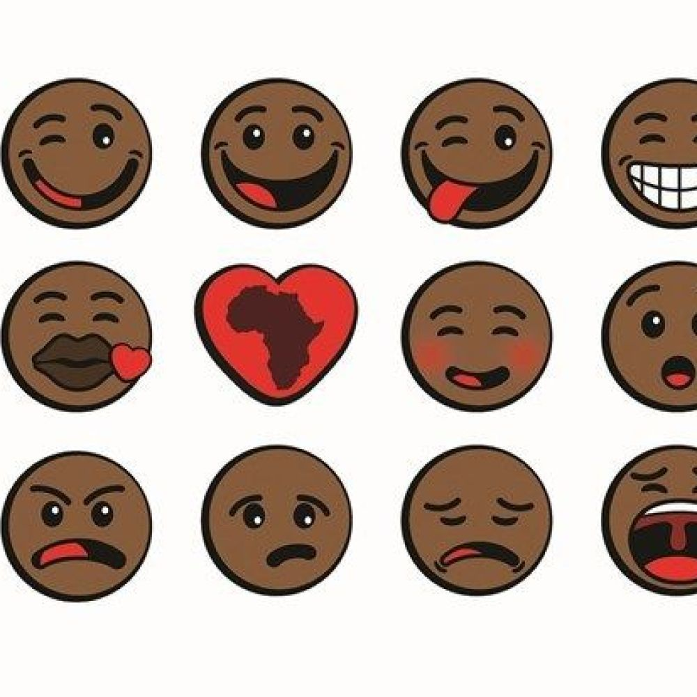 These Are The Black Emojis We Ve Been Waiting For New Emoticons African American Expressions Emoticon