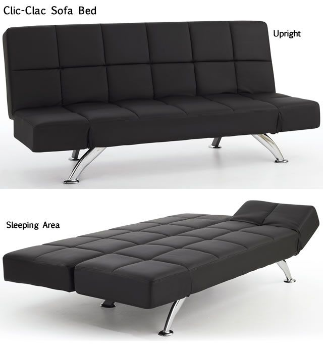 Ikea Black Leather Sofa living room Pinterest Black leather