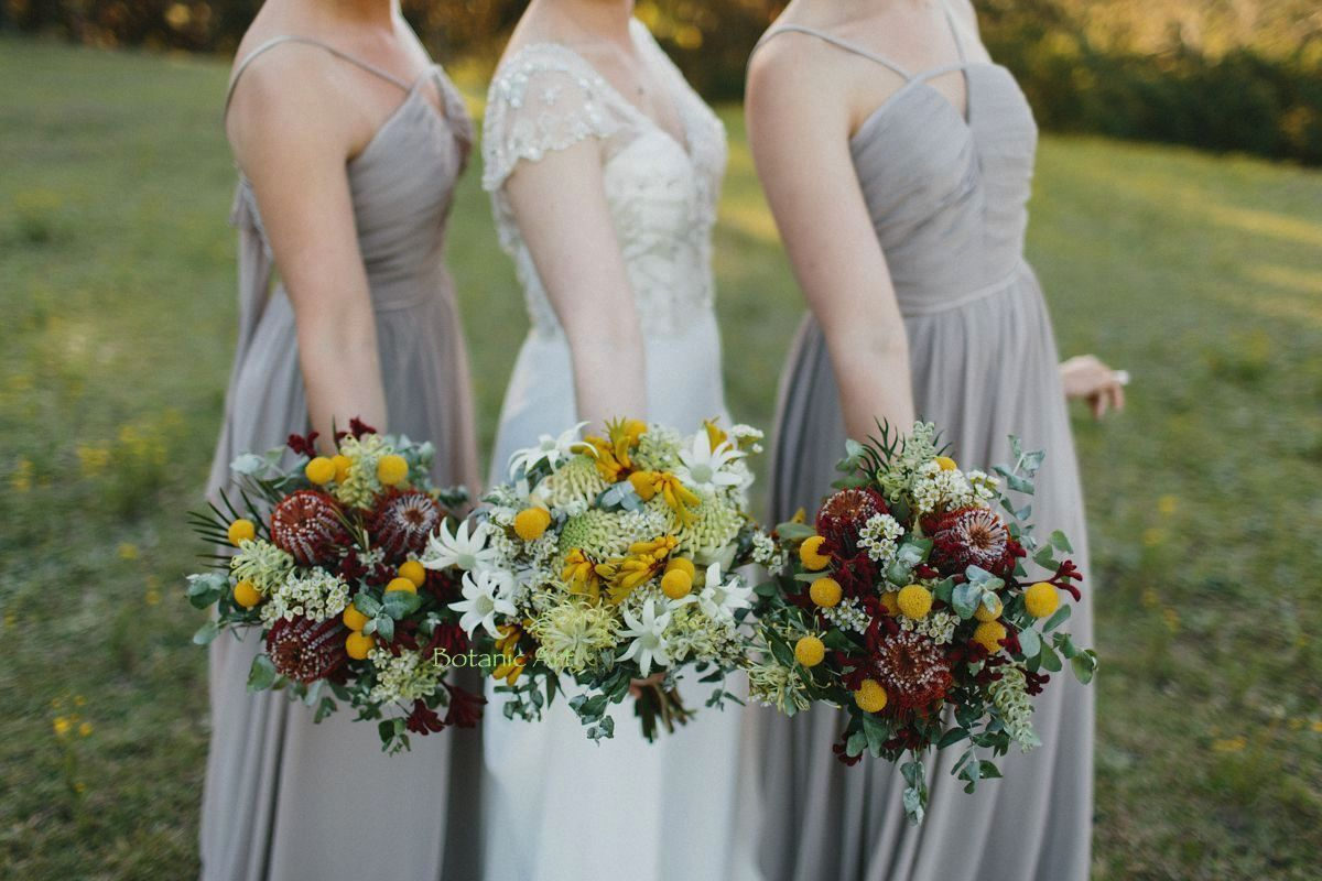 Native flowers bouquets rustic wedding county white waratah native flowers bouquets rustic wedding county white waratah izmirmasajfo