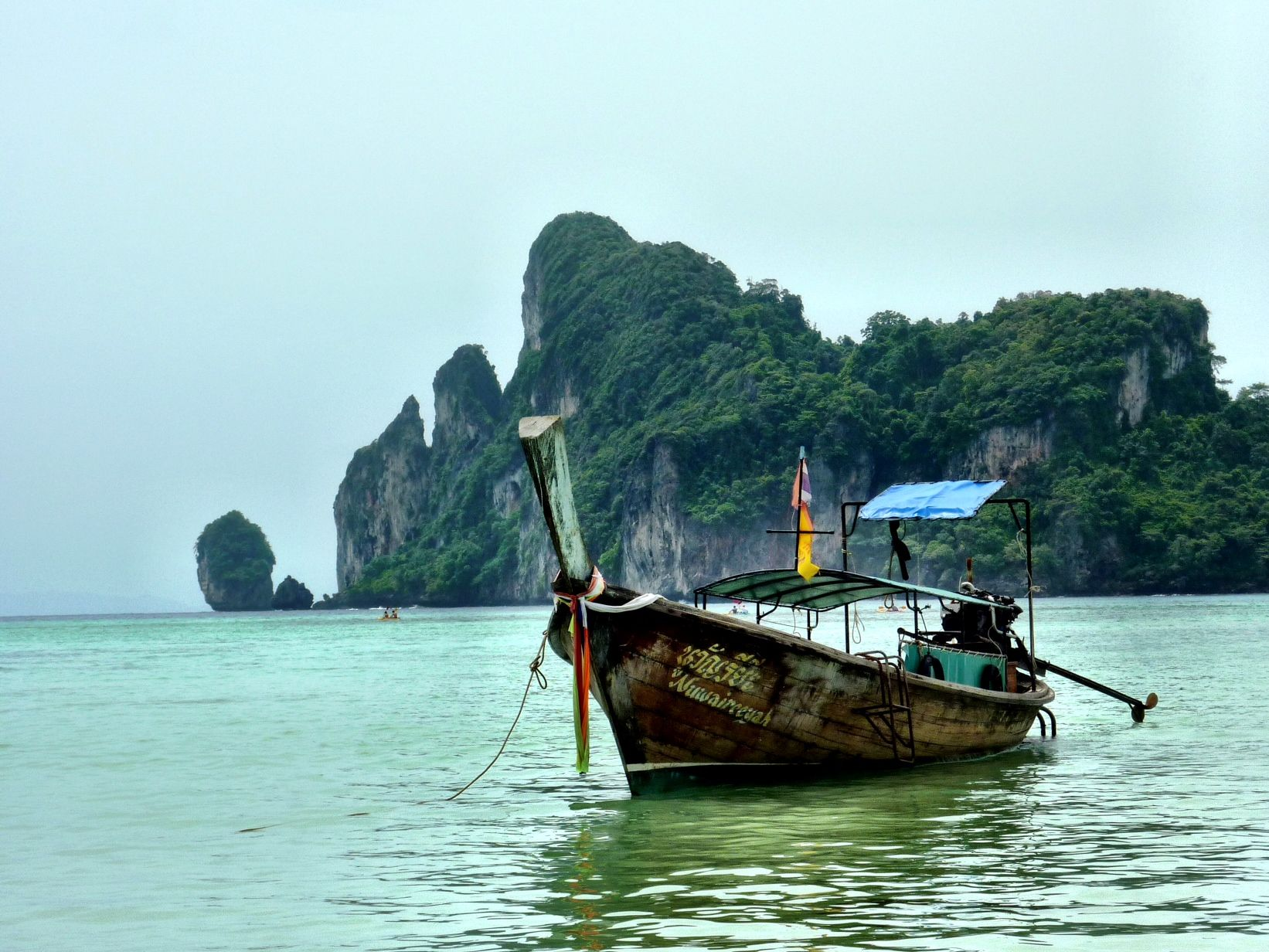 My passion is exploring the world. This is Koh Phi Phi