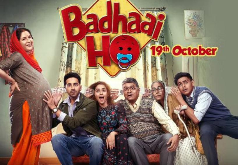 watch badhaai ho online free dailymotion