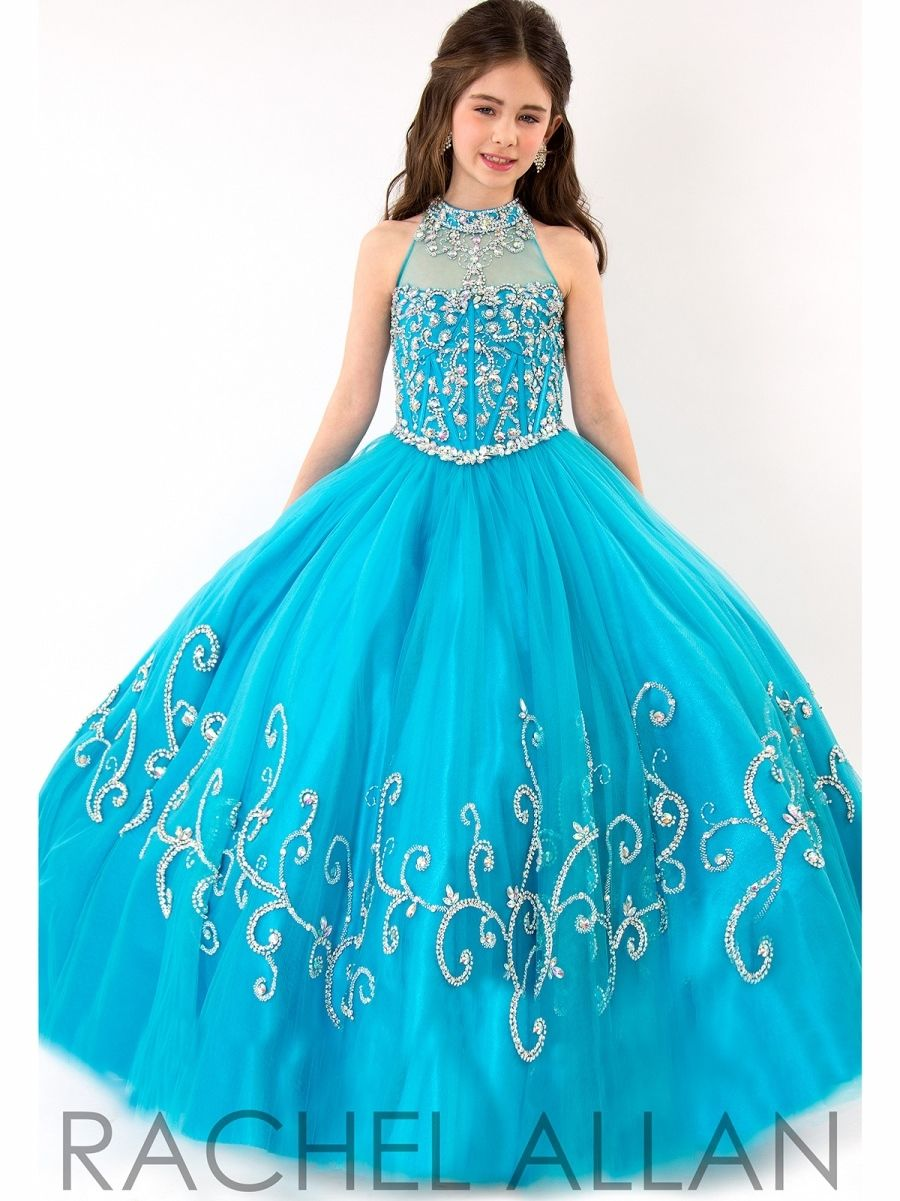 Pin by Trinidad Tovar on Girls Pageant Dresses | Pinterest ...