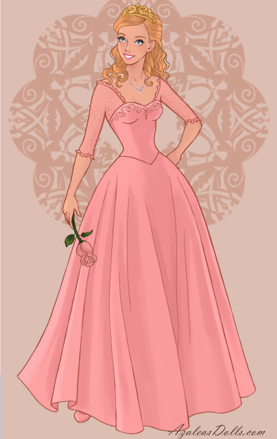 Wedding Dress Designers Game.Princess Anneliese From Barbie As The Princess And The Pauper In