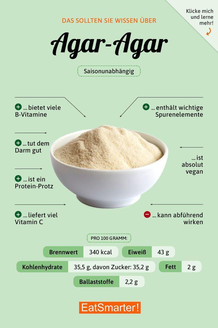 Agar-Agar #nutrition