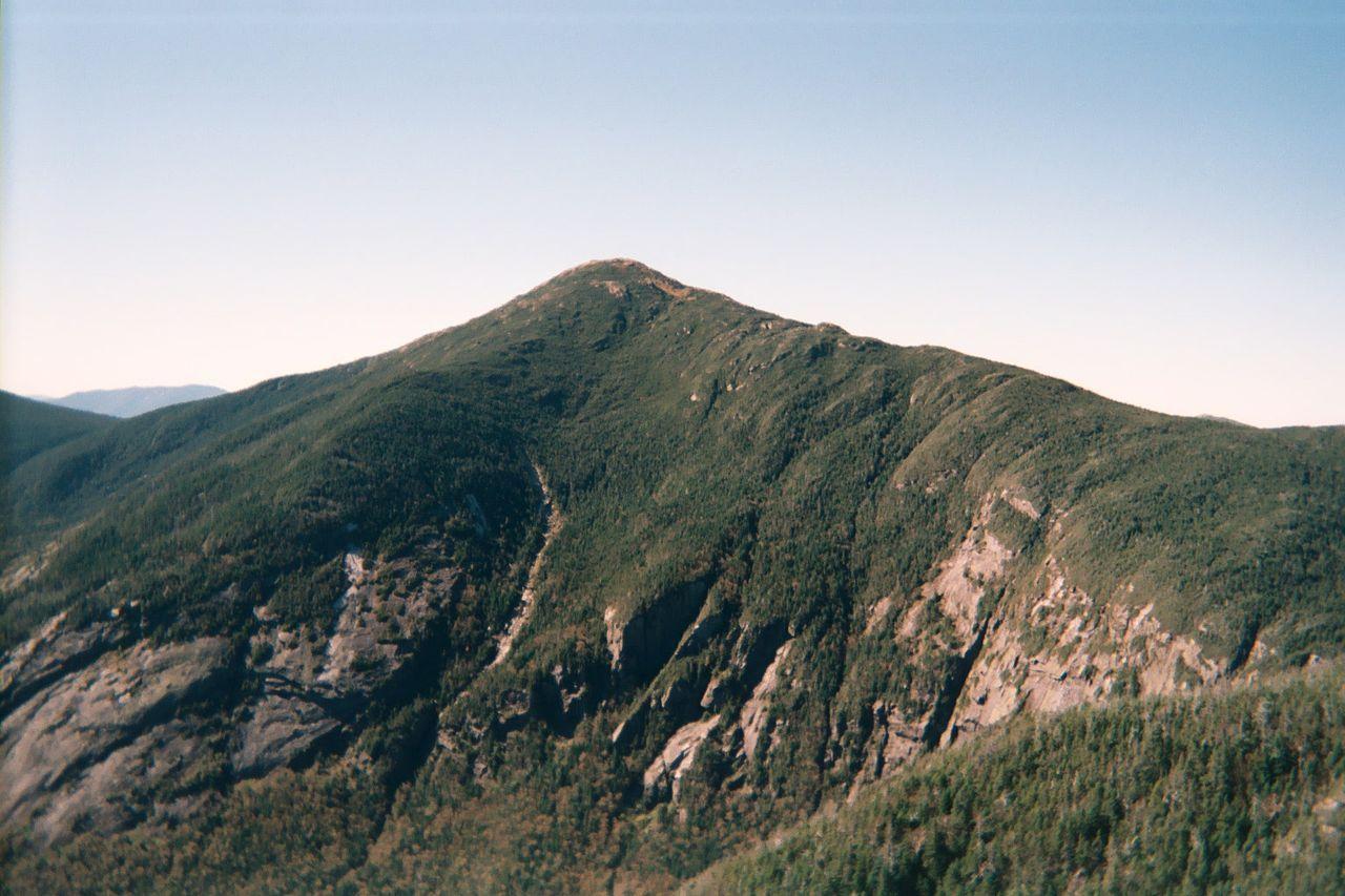 Major mountain ranges in new york