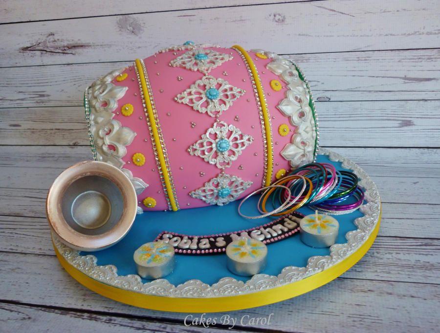 Dholki Cake By Carol Cakes Amp Cake Decorating Daily