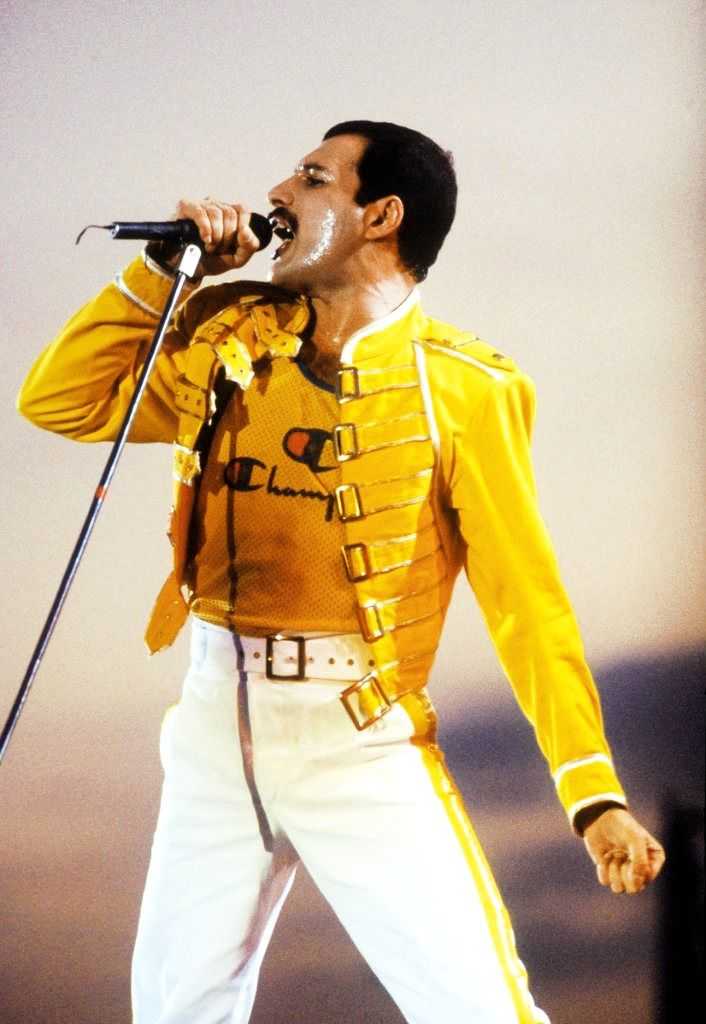 King Mercury - The Magic Tour, 1986