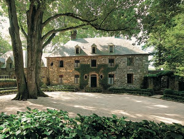 The Landscape Designs Of Doyle Herman Landscape Design Stone Houses Landscape
