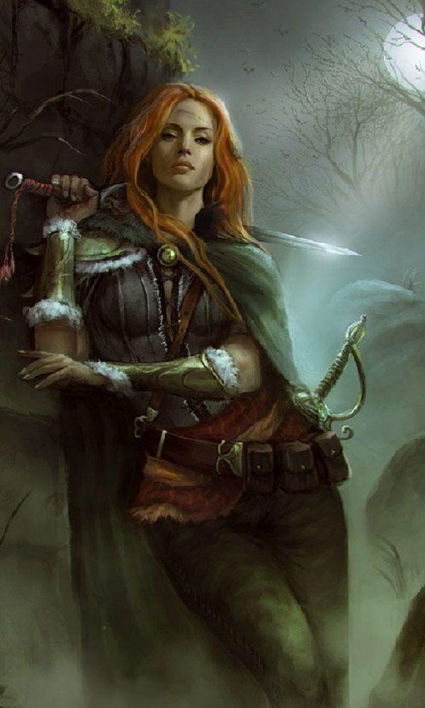 Female warrior cosplay fantasy artwork fantasy art art - Fantasy female warrior artwork ...